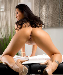 Bella ragazza provinciale nuda.